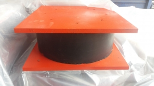 China Damping rubber bearing wholesale