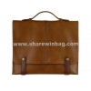 China High quality luxury mens leather briefcase for sale