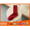 China Unique cotton or polyester colorful cheap Soild Socks for sale