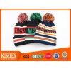 China Factory Custom personalized Knit Pom Pom Hat for sale