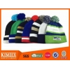 China Custom 100% acrylic knit beanie hat , knit beanie for sale