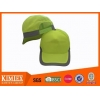 China Unisex Custom Reflective Baseball Cap Polyester Cap for sale