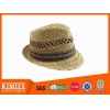 China Cap Unisex New Designed Custom Good Quality Straw Hat for sale