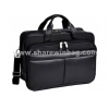China Double Compartment Laptop Briefcase with Removable Sleeve for sale