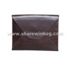 China 100% Leather document portfolio for ipad for sale