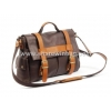 China top-grain cowhide leather messenger bag for sale