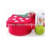 China Cute Strawberry Cooler Bag for sale