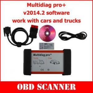 China Newest 2014.R3 Multidiag pro SCANNER TCS cdp pro plus with LED 3 IN1 CDP 150 on sale