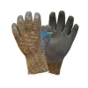 China 7 Guage Camouflage Acrylic Shell With Latex Dipped Work Glove-BGLC203 for sale