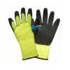 China 10 guage acrylic warm shell latex crinkle dipped work glove-BGLC202 for sale