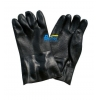 China Sandy Finished Black PVC Dipped Working Gloves (BGPC401) for sale