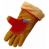 China Warm Winter Leather Safety Kevlar Work Welding Glove (BGCW306WFK) for sale