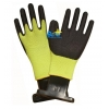 China Dexterity Sandy-Finished Nitrile Palm-coated-Gloves (BGNC310) for sale