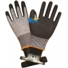 China Dexterity Sandy-Nitrile-Dipped Cut-Resistant-Working Gloves(BGDN105) for sale