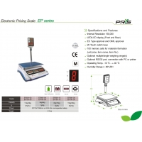China EP200 Price Computing Scale on sale