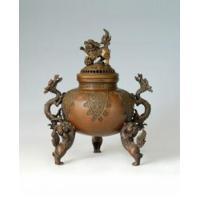 China Bronze Incense Burner-IT004 Antique Chinese Bronze sculpture on sale