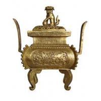 China Bronze Incense Burner-IH008 Antique Chinese Bronze sculpture on sale