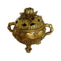 China Bronze Incense Burner-IH009 Antique Chinese Bronze sculpture on sale