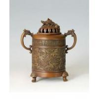 China Bronze Incense Burner-IT006 Antique Chinese Bronze sculpture on sale