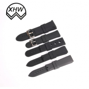China Textile Silicone Watch Strap on sale