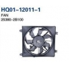 China Santa FE 2008 Other Auto Parts, Engine Guard, Fan (25380-2B100, 97730-2B100) for sale