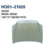 China Accent 2003 Hood, Bonnet (66400-25500) for sale