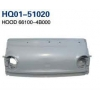 China Pick Up 1999 Hood, Bonnet (66100-4B000) for sale
