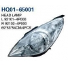 China I20 2009 Auto Lamp for sale