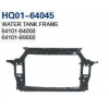 China I10 2014 Radiator Support, Water Tank Frame, Panel (64101-B4000, 64101-B9000) for sale