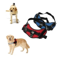 Adjustable Dog Fetch Harness Chest Strap Belt For GoPro 4 3 Plus 3 2 Xiaomi Yi SJ4000 (Gopro) Sydney
