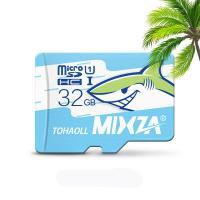 MIXZA Shark Edition Memory Card 32GB Micro SD Card Class10 For Smartphone Camera MP3 (Mixza) Ipswich