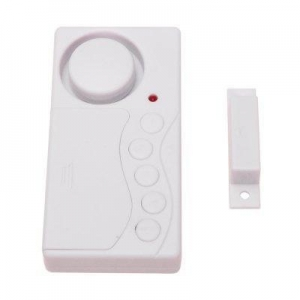 China Wireless Door Motion Detector Guard Sensor Against Theft Alarm System Broome on sale