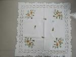 China Flower Table Cloth Table Cloth on sale