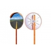 China 100cm Traffic Safety Convex Mirror for sale