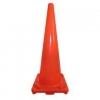 China 900mm/4.3kg Air Lock Solution PVC Traffic Cone for sale