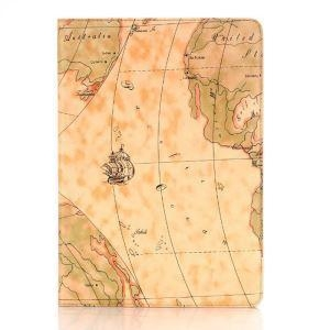 China Flip PU Leather Wallet Case Cover for Apple iPad Air 2 on sale