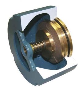 China 4-7 Silent Check Valve - ValMatic - Wafer Type (1400) on sale
