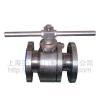 China Forging of titanium ball valve for sale