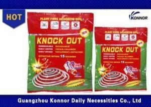 China Original Plant Fiber Mosquito Coils , Indoor Smokeless Mosquito Coils on sale