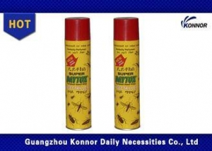 China Insect Killer One Shot Flying Insects Killer Spray Odourless 2 Years Shelf Life on sale