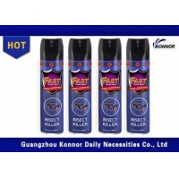 Avoid Directly Sunshine Aerosol Insect Spray / Insect Killer Spray For Home