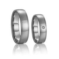 Fashionable Titanium Wedding Rings Man Engagement Rings