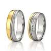 China Unique 18K Gold Plated Silver Mens Wedding Ring Engagement Jewelry Rings for sale