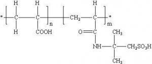 China Acrylic Acid-2-Acrylamido-2-Methylpropane Sulfonic Acid Copolymer(AA/AMPS) on sale
