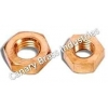 China Brass Hex Nut for sale