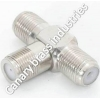 China BNC Connectors 3 Way Jointer for sale
