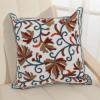 China Cotton canvas Embroidery Decorative Cushion Fashion Pillow (YPL-491) on sale