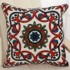 China Cotton canvas Embroidery Decorative Cushion Fashion Pillow (YPL-488) on sale
