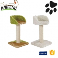 China Manufacture Colorful Animal Toy For Cat/cat Tree House on sale