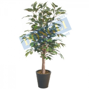 China Artificial House Plant Ficus Tree 402LVS Good for Indoor and Outdoor Decoration 18824 on sale